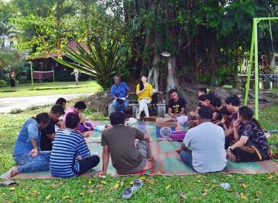 Agapetos Fellowship Retreat 2018